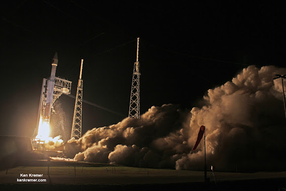 Vital Air Force Missile Reconnaissance Satellite SBIRS GEO 3 Launched - Photo/Video Gallery - Universe Today