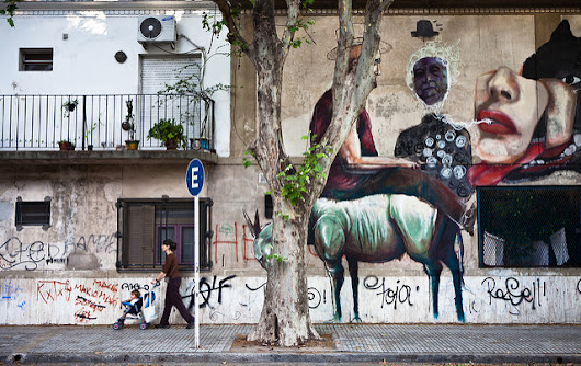 Everything You Need to Know about the Buenos Aires Street Art Scene