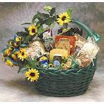 Gift Basket 81092 Medium Sunflower Treats Gift Basket