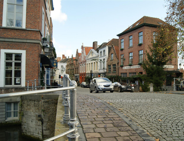 Brugge - Verversdijk-Langestraat