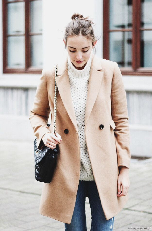 Polienne | a personal style diary: CAMEL COAT
