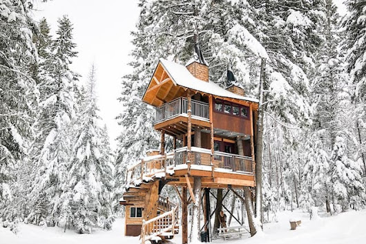 Montana Treehouse Retreat @Gateway to Glacier Park