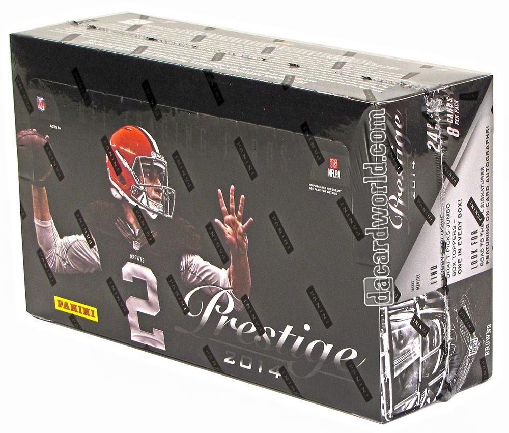 2014 Panini Prestige Football Hobby 12Box Case  DA Card World