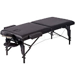 Best Massage Two-Fold Portable Massage Table Bmc100