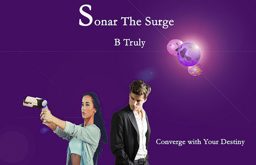 Book Spotlight & Giveaway: Sonar the Surge by B Truly