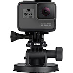 GoPro Suction Cup Camera Mount, Black