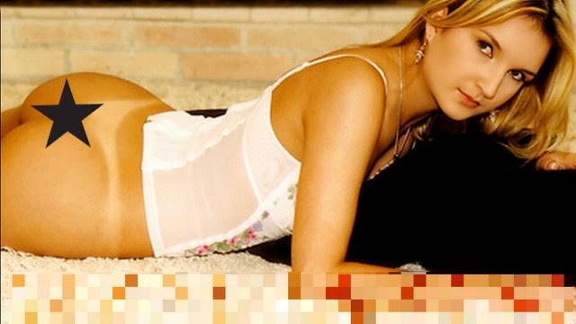 No site pornográfico, Elize se exibia em fotos ousadas