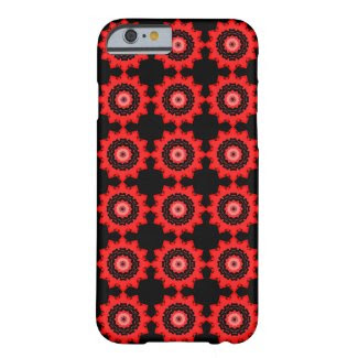 Red Eye Design on iPhone 6 Barely There Case Barely There iPhone 6 Case