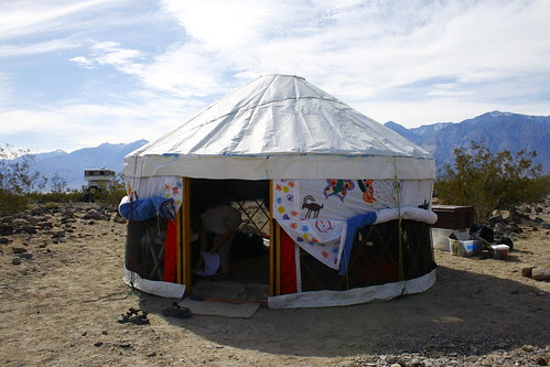 Another Handmade Yurt!