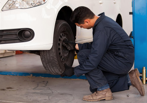 Get your Wheels Road-Ready for long Spring Trips with Tire Rotation Maintenance - Rock Hill, SC