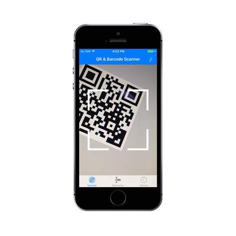 qr code barcode scanner  generator  ios swift