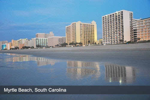 Myrtle Beach Hotels Find In Sc With Reviews Maps
