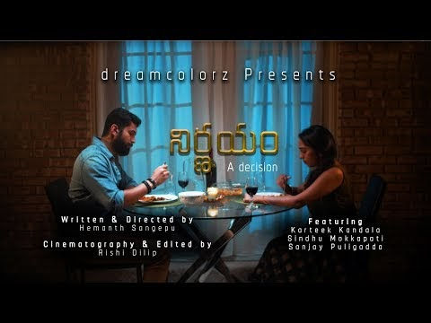 Nirnayam Telugu Short Film