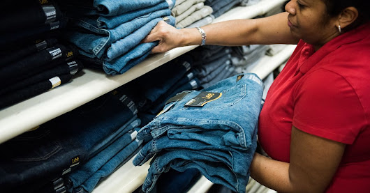 Wrangler Owner Looks to Exit Jeans Business - WSJ