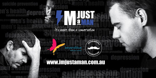 I'm Just A Man #2 | Men's Mental Health Awareness Gala