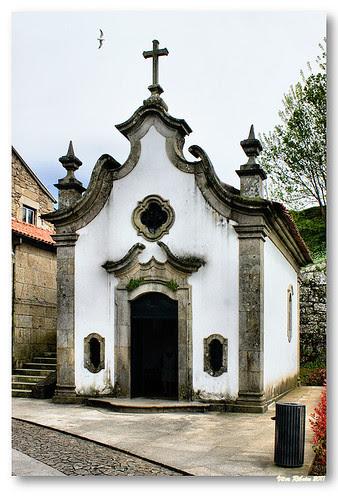 Capela em Valença by VRfoto