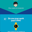 5 Worst Questions to Ask Your Interviewer [INFOGRAPHIC]