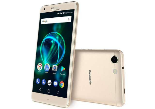 Nougat-Powered Panasonic P55 Max with 5000mAh, 3GB RAM Launched