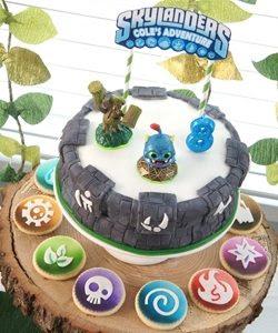 Skylanders Birthday Party Ideas Birthday Party Ideas