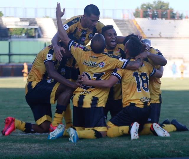 Deportivo Táchira venció al Monagas SC en su estrenó