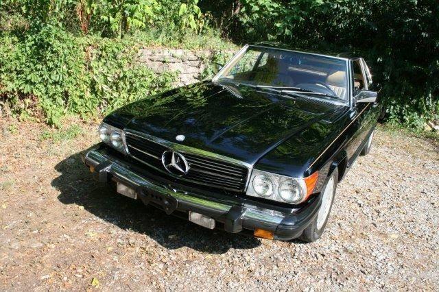 1988 Mercedes-Benz SL-Class 560SL For Sale Asheville ...