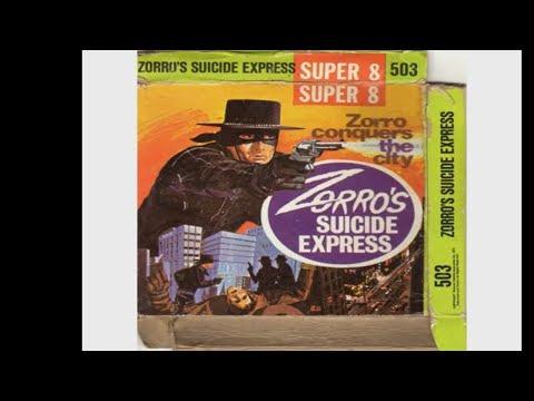 Zorro's Suicide Express