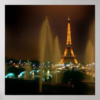 Paris Print print