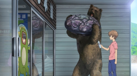 We Bear-ly Talk About Anime