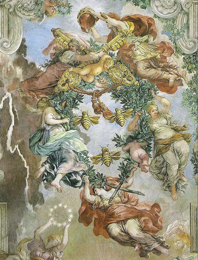 Cortona, Pietro da, La divina provvidenza - center.jpg