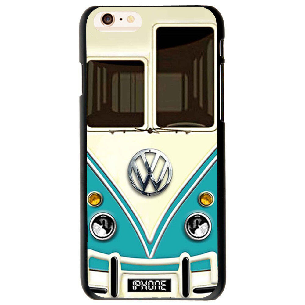 Funny Volkswagen Bus VW Pattern Hard Case Cover For iphone 6 6S 7 Plus S7 S6  eBay