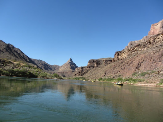 Grand Canyon From The Water | DesignDestinations