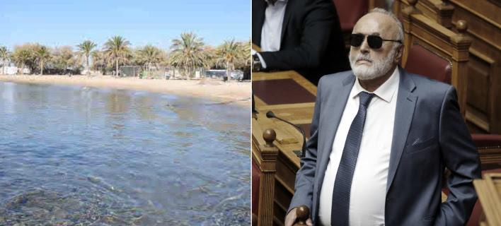 Το υπ. Ναυτιλίας παραδίδει στο κοινό παραλίες στο Π. Φάληρο