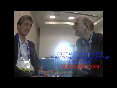 Episode 67 Prof Matthias Koepp New Tracers For Epilepsy