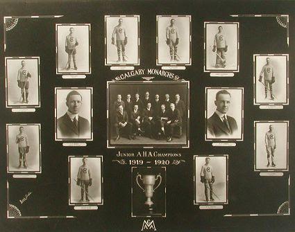 1919-20 Calgary Monarchs