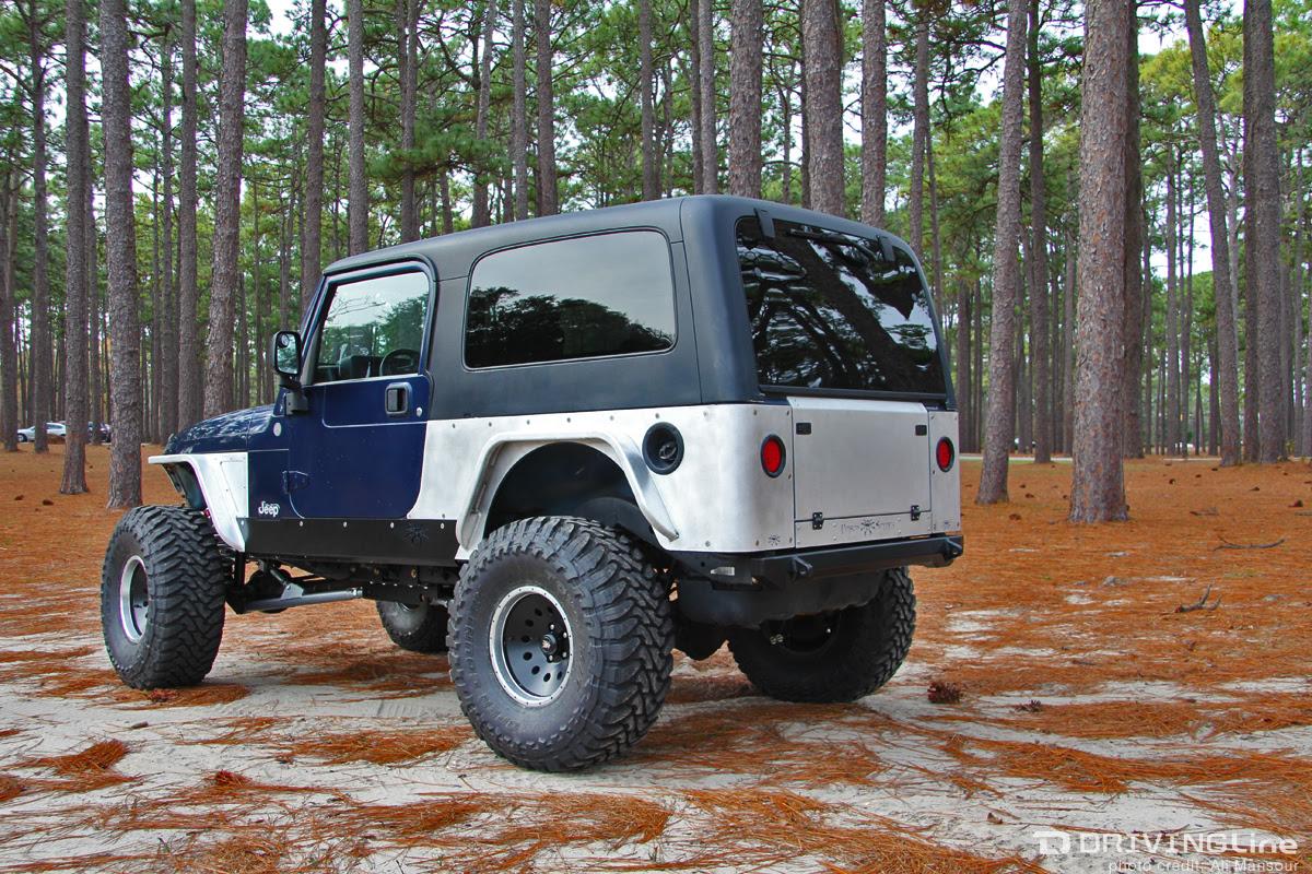 Why Wrangler? 6 Jeep Wrangler Adventure Influencers Weigh