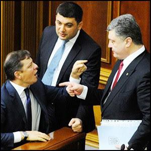 Украинский народ и его элита
