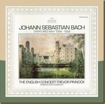 Bach Orchestral Suites