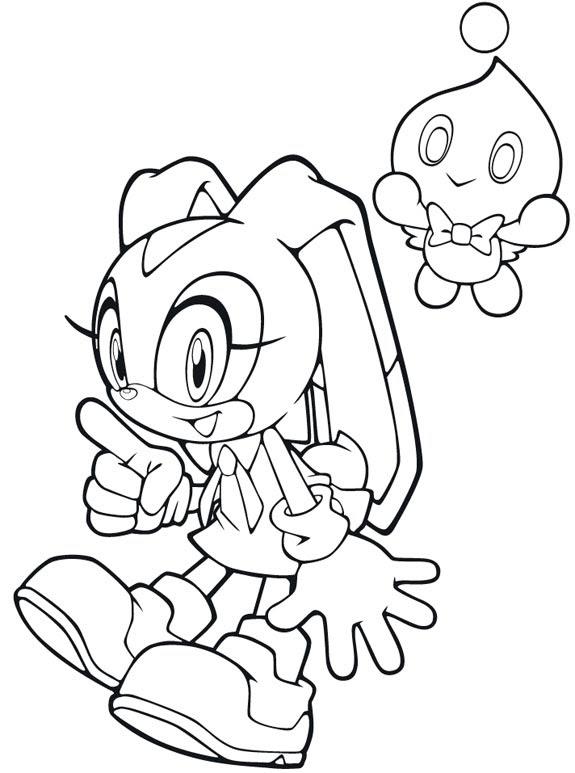 97 Dessins De Coloriage Sonic à Imprimer Sur Laguerchecom Page 11