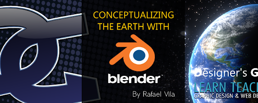 Conceptualizing the Earth - Blender Cycles Render