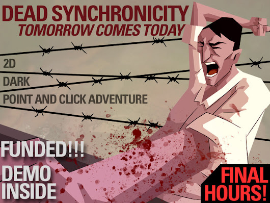 DEAD SYNCHRONICITY: TCT - A dark point and click adventure