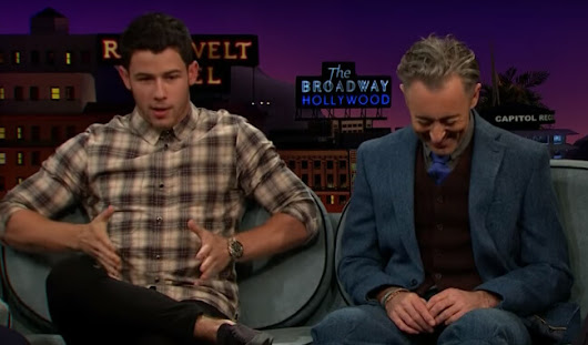 Watch: Nick Jonas' Crotch Is So Hot, That He Once Cooked A Bird In It - GayBuzzer