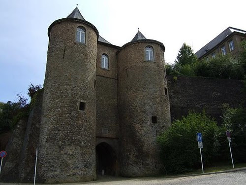 Three Towers, Luxembourg[2]