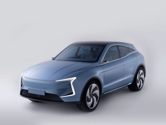 SF Motors reveals first two EVs, aims to ship its first SUV by next year