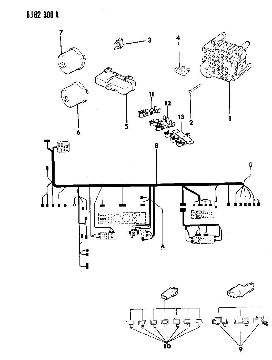 Jeep Tj Brake Light Wiring Diagram