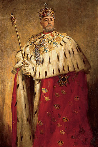 Oscar Björck: His Majesty King Oscar II of Sweden and Norway