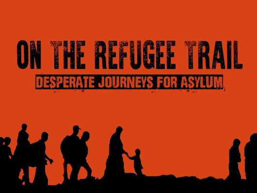 On the Refugee Trail: Desperate journeys for asylum by Audrey Courty — Kickstarter