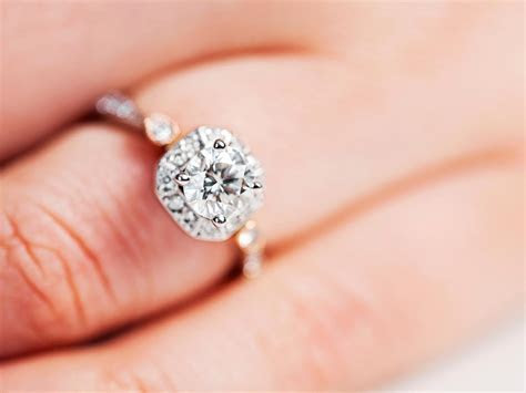 Step Back in Time With the History Behind the Engagement Ring