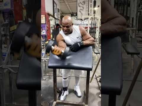 Ronnie Coleman bodybuilding motivation 🔥/ gym status / gym motivation / gym lovers ❤️