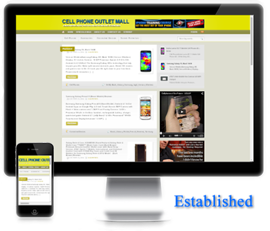 Turnkey Cell Phone Store Website, Fully Automated Turnkey Cell Phone Store  | Turnkey Websites Fully Automated