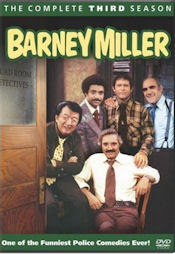 Barney Miller - The Complete Third Season